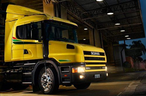 Scania Trucks Heritage и его проверенные временем решения